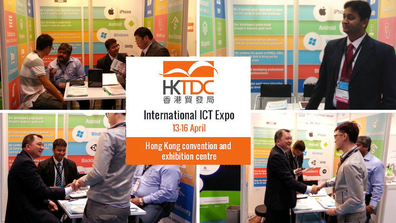 HKTDC ICT EXPO - CDN Solutions Group