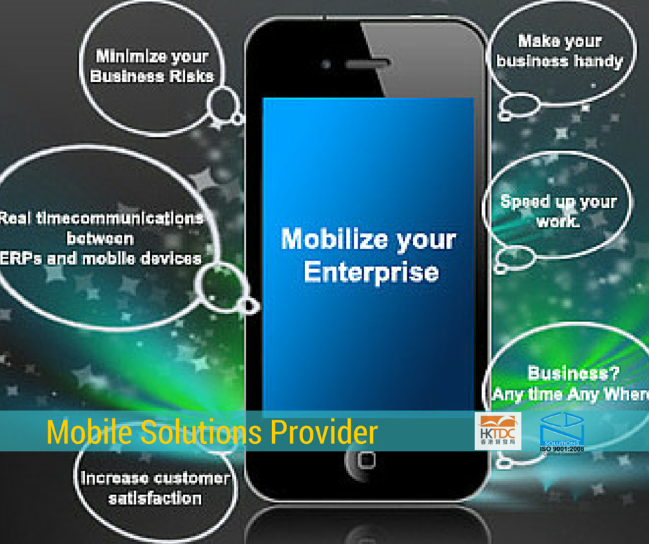 Mobile Solutions Provider - HKTDC ICT EXPO 2016
