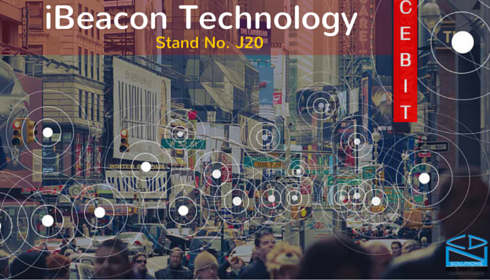 iBeacon Technology at CeBIT Australia 2016