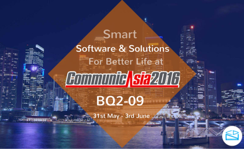 Software Solutions at CommunicAsia 2016 Singapore