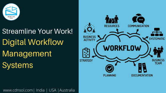 Digital Workflow Management Systems