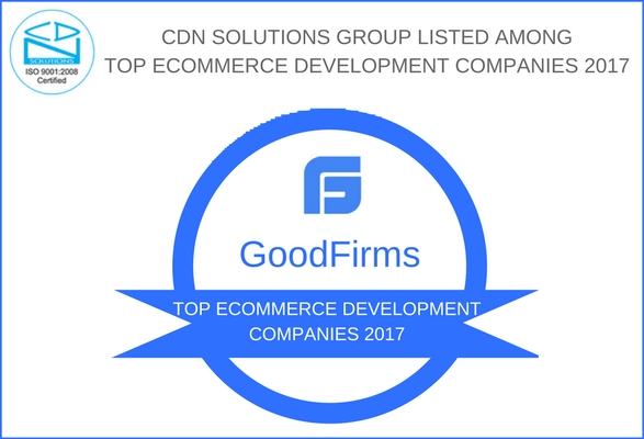 top ecommerce development companies 2017