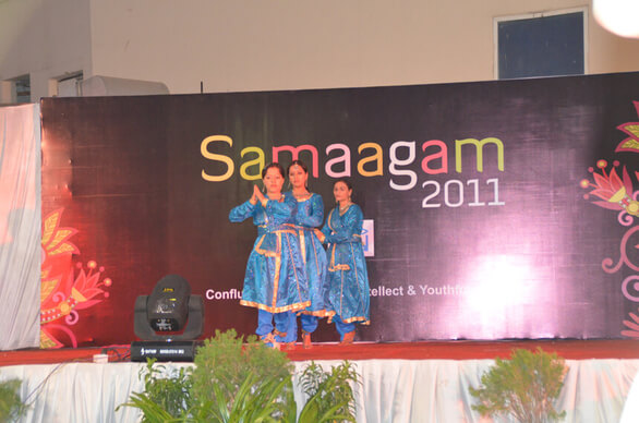 Glimpse of Samaagam 2011