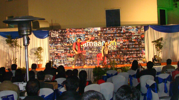 Glimpse of Samaagam 2012