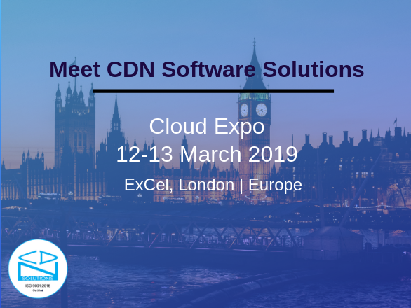 CDN at Cloud Expo Europe 2019