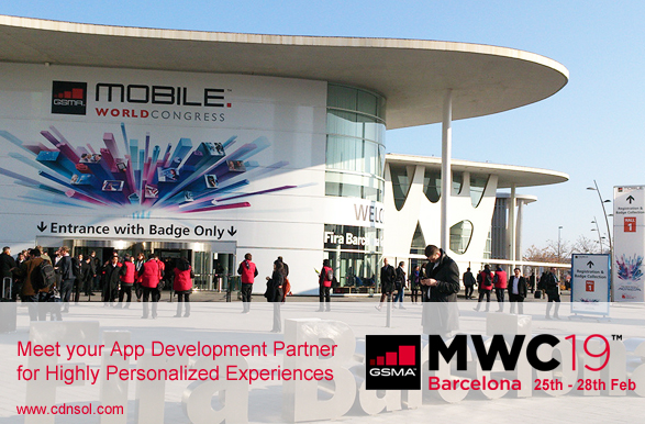 CDN Software Solutions at MWC Barcelona 2019