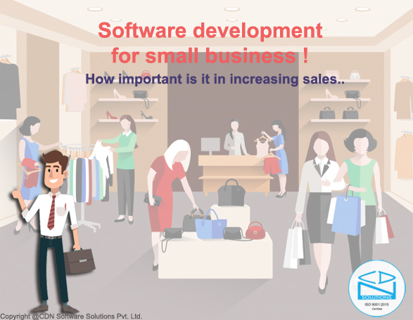 software development for small businesses