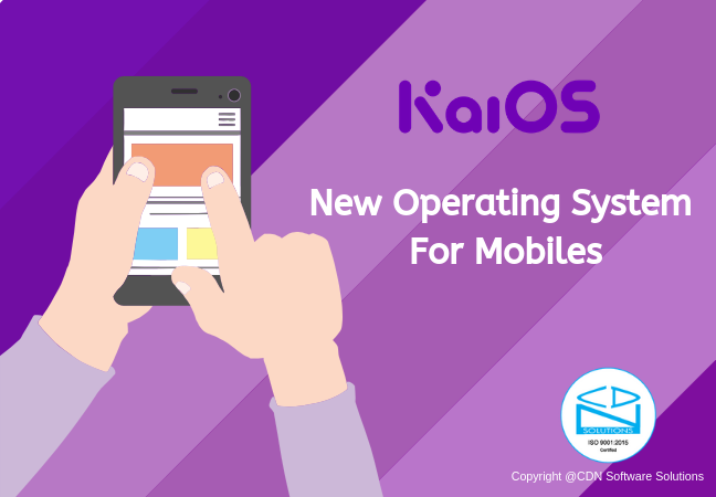 KaiOS – New Operating System For Mobiles