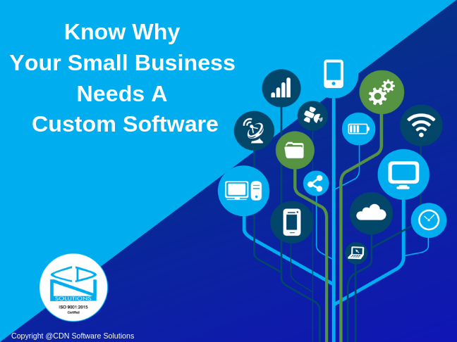 Why Your Small Business Needs A Custom Software