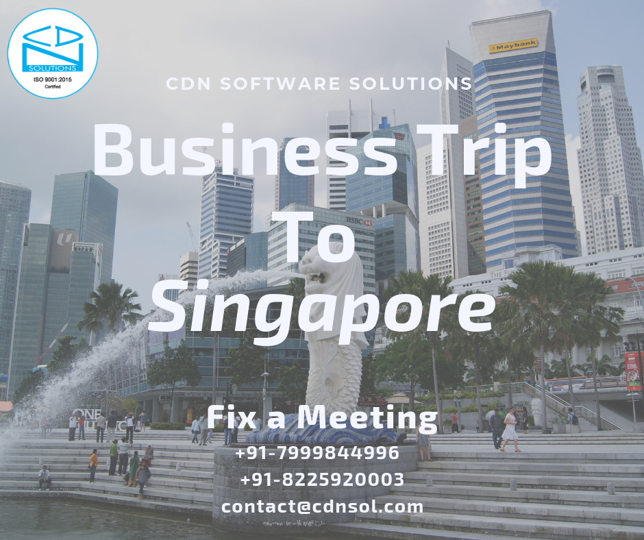 Business Trip To Singapore