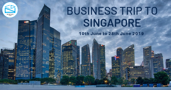 CDn Software Solutions- Business Trip to Singapore