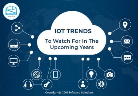 IoT Business Solutions provider company.