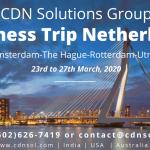 CDN Solutions Group - Business Trip Netherlands