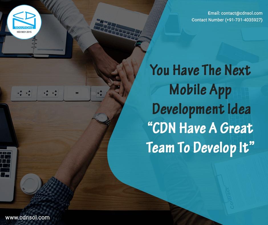 Mobile App Development Idea
