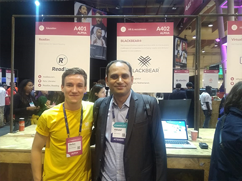 CDN Solutions Group in WebSummit 2019