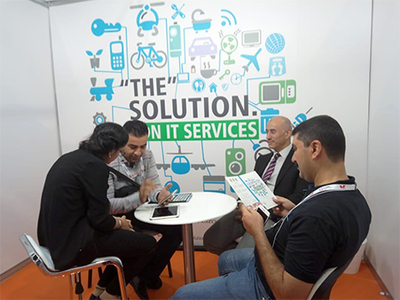 CDN Solutions Group in Gitex Technology Week