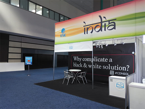 CDN Solutions Group in MWC los angeles